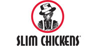 10% off food at Slim Chickens Logo