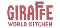 Save 20% on food at Giraffe World Kitchen Logo