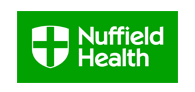Save 20% off at Nuffield Health Logo